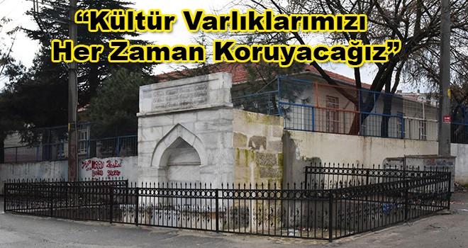 Başkan Ahmet Sarıkurt: Tarihimize Sahip Çıkmaya Devam Edeceğiz