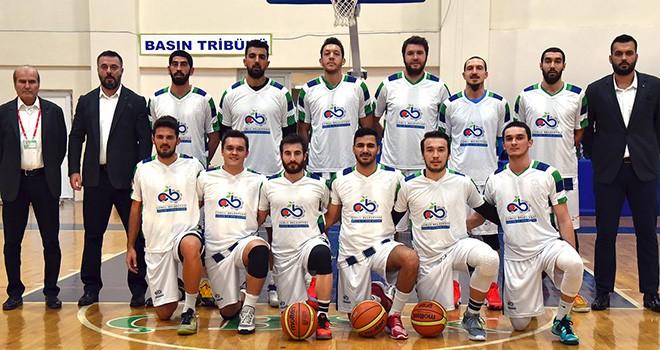 ÇBSK Erkekler Bölgesel Basketbol Ligi'nde