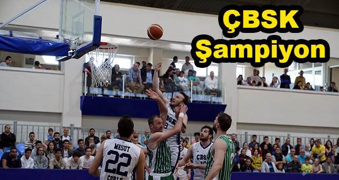 Şampiyon ÇBSK 2. Lig Final Grubunda