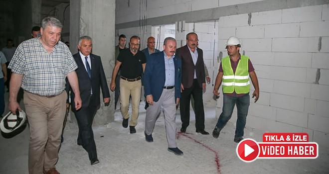 Trakya'nın en büyük kamu binası Tekirdağ Emniyeti için yapılıyor