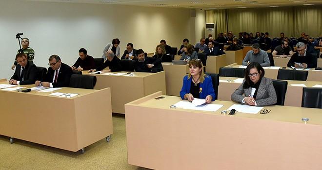 Çorlu Belediyesi Aralık Ayı Meclis Toplantısı Yapıldı