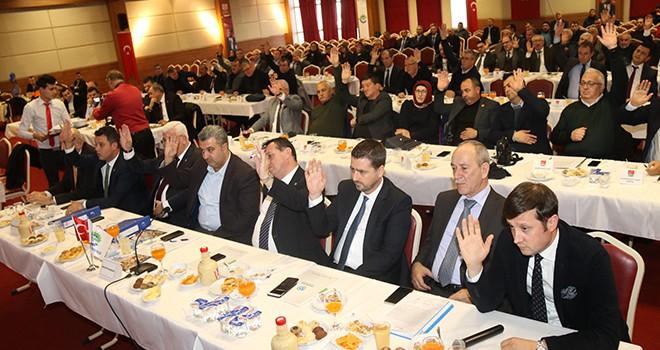 Büyükşehir Toplantısına Ergene Belediyesi Ev Sahipliği Yaptı