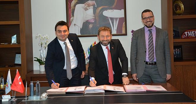 AR-GE ve İnovasyon İşbirliği Protokolü imzalandı