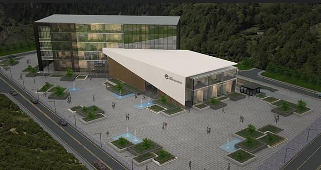 Ergene Belediyesi'ne Yeni Hizmet Binası