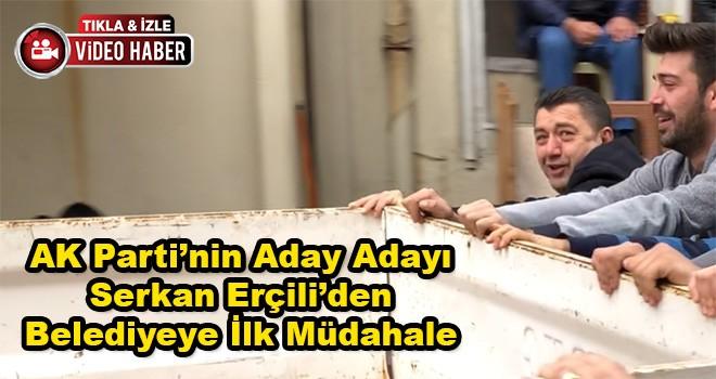 Serkan Erçili Şimdiden Çalışmaya Başladı