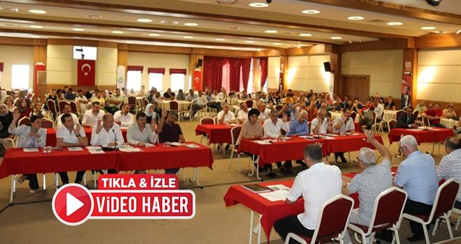 Ergene Belediye Meclis Toplantısında Arsa Satışı Tartışması Yaşandı