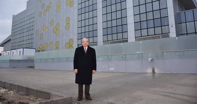 Başkan Albayrak Çerkezköy'deki Yatırımları İnceledi